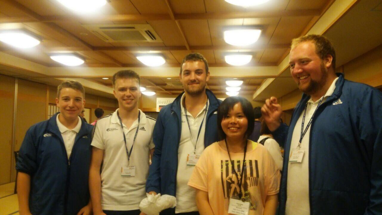 Japanische jungs kennenlernen