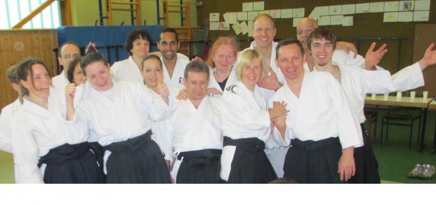 15 Jahre Aikido beim SSV Homburg – Erbach