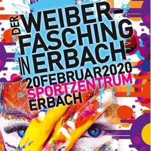 Ticket – Weiberfasching in Erbach 2020